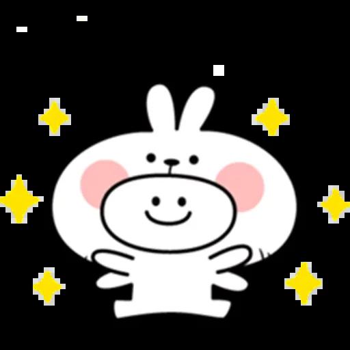 Rabbit - Sticker 9