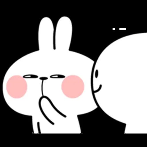 Rabbit - Sticker 21