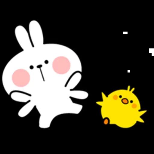 Rabbit - Sticker 30