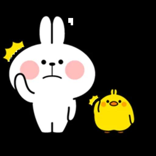 Rabbit - Sticker 8