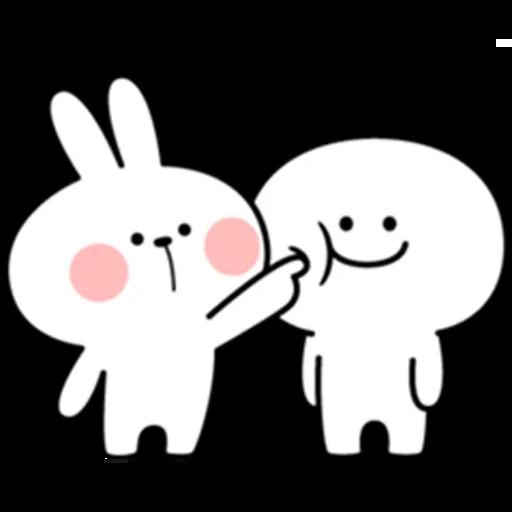 Rabbit - Sticker 15