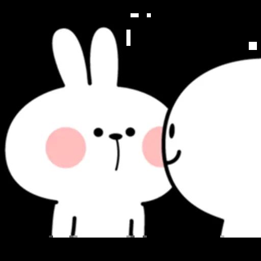 Rabbit - Sticker 18
