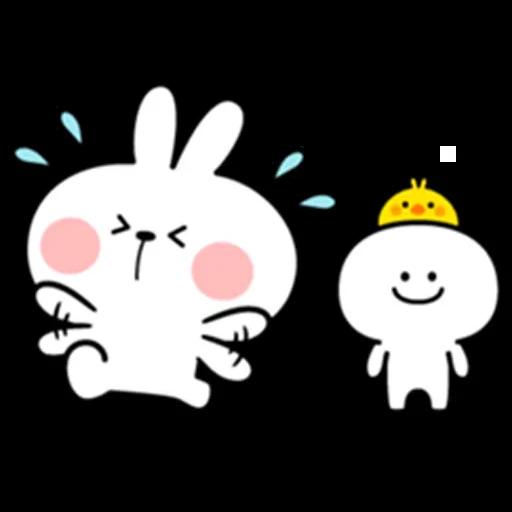 Rabbit - Sticker 17