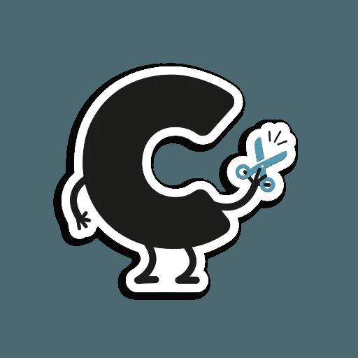 Letras @marisbaltici - Sticker 3