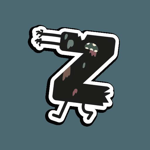 Letras @marisbaltici - Sticker 26