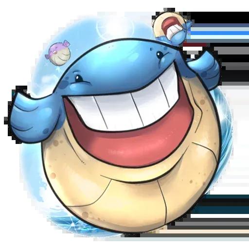 Pokemon 3 - Tray Sticker