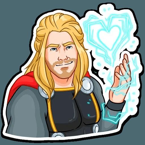 Thor - Sticker 11