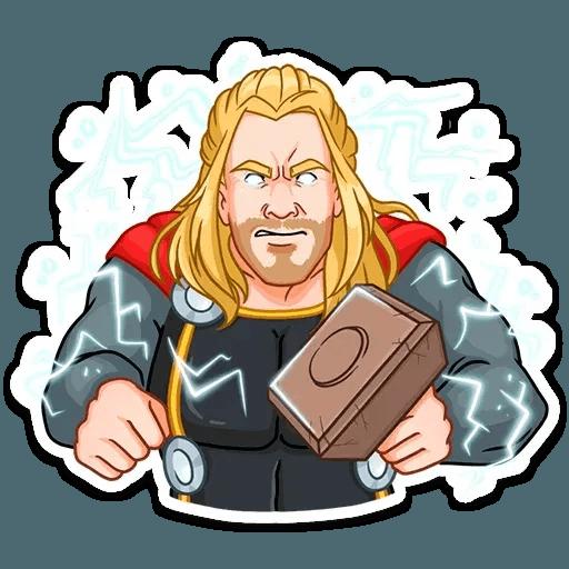 Thor - Sticker 8