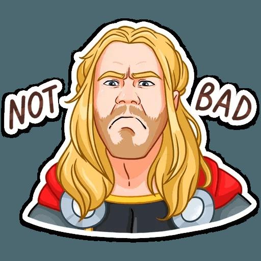 Thor - Sticker 16