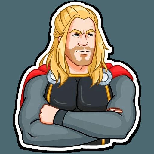 Thor - Sticker 10