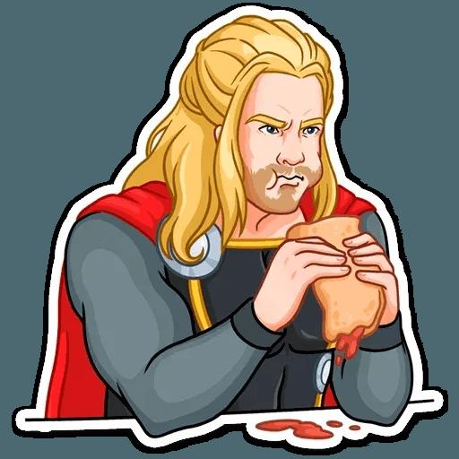 Thor - Sticker 4