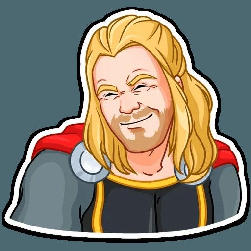 Thor - Sticker 3