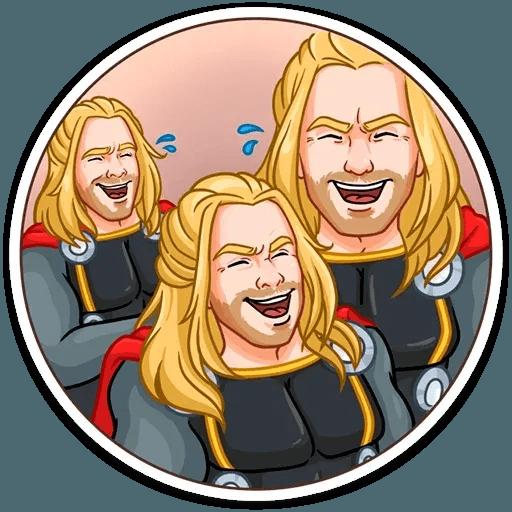 Thor - Sticker 5