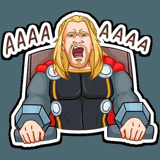 Thor - Sticker 20