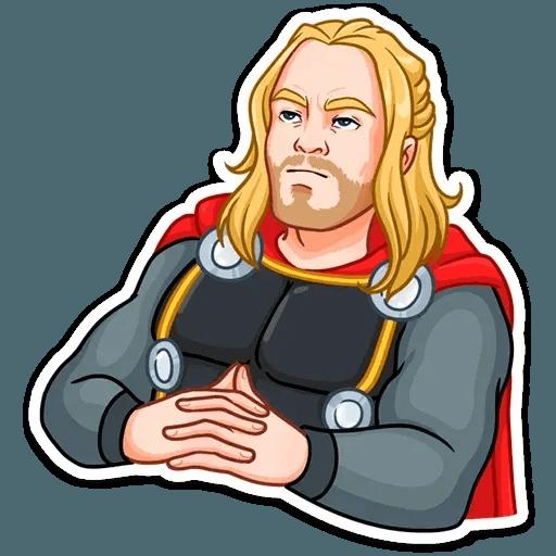 Thor - Sticker 2