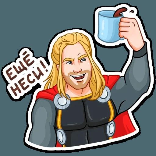Thor - Sticker 14
