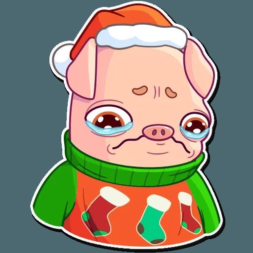 Mr. Piggy - Sticker 30