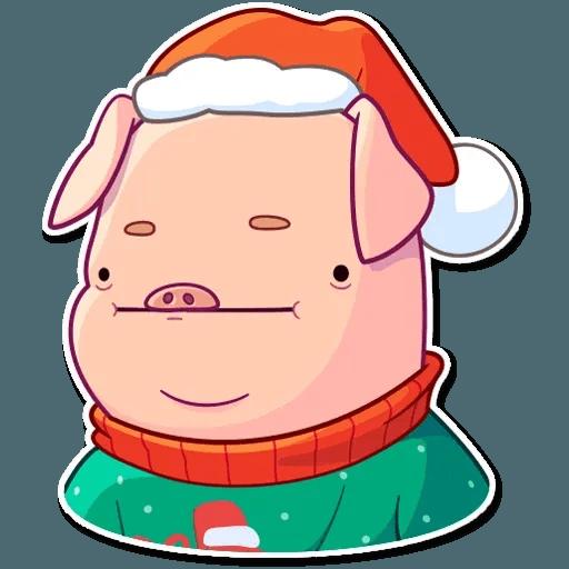 Mr. Piggy - Sticker 20