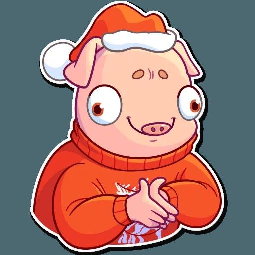 Mr. Piggy - Sticker 9