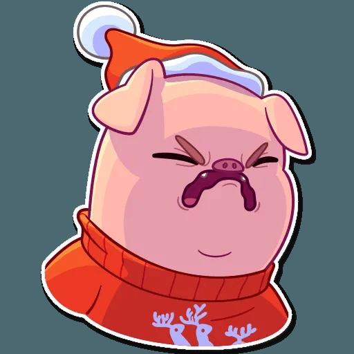 Mr. Piggy - Sticker 28
