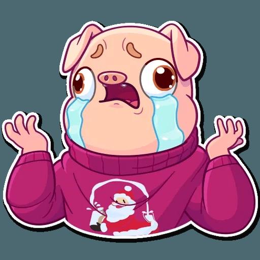 Mr. Piggy - Sticker 29
