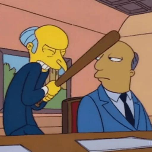 [ES] Simpsons Memes III - Sticker 14