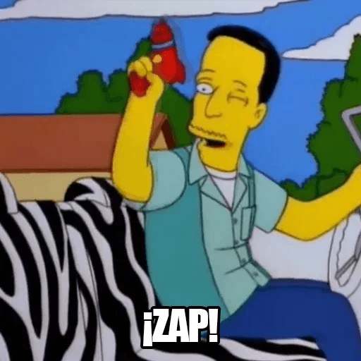 [ES] Simpsons Memes III - Sticker 13