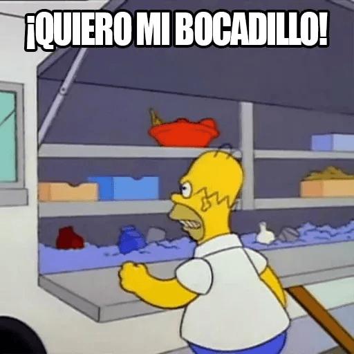 [ES] Simpsons Memes III - Sticker 21