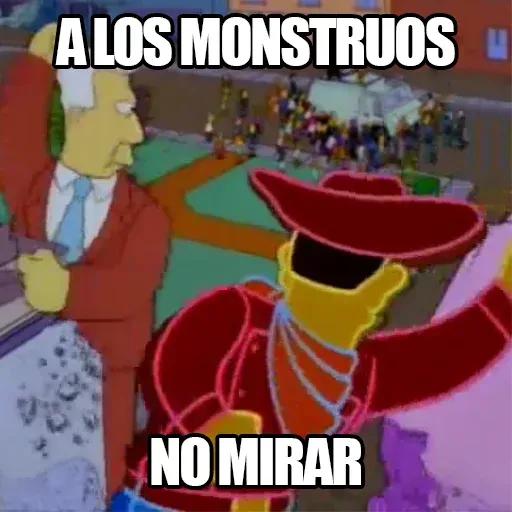 [ES] Simpsons Memes III - Sticker 26