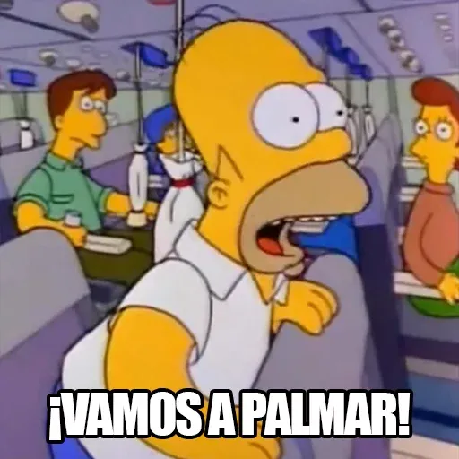[ES] Simpsons Memes III - Sticker 3