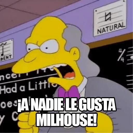 [ES] Simpsons Memes III - Sticker 8