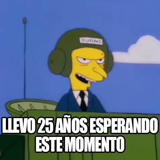 [ES] Simpsons Memes III - Sticker 29