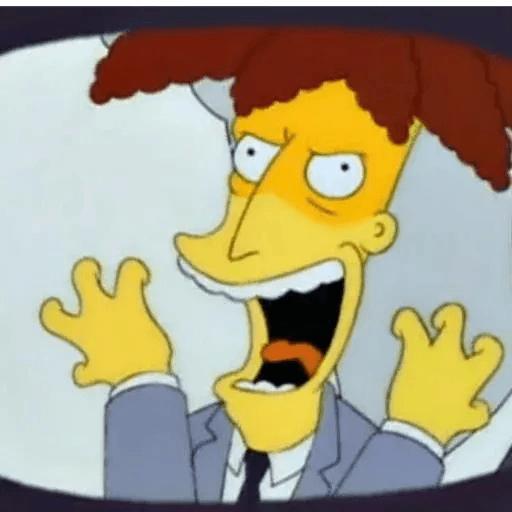 [ES] Simpsons Memes III - Sticker 2