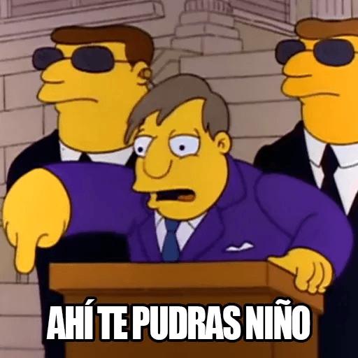 [ES] Simpsons Memes III - Sticker 19