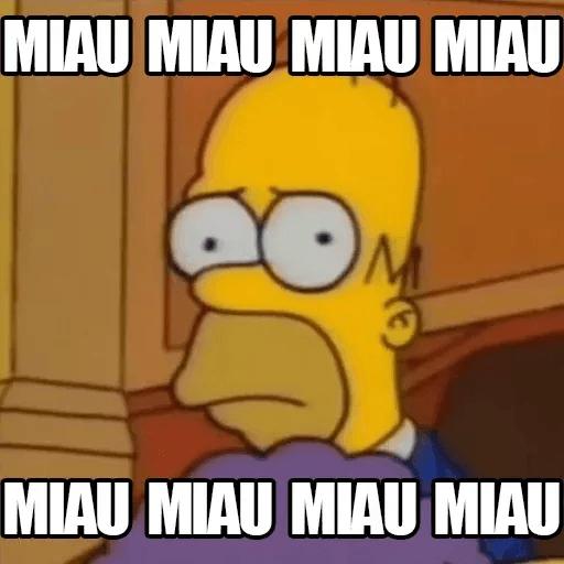 [ES] Simpsons Memes III - Sticker 23