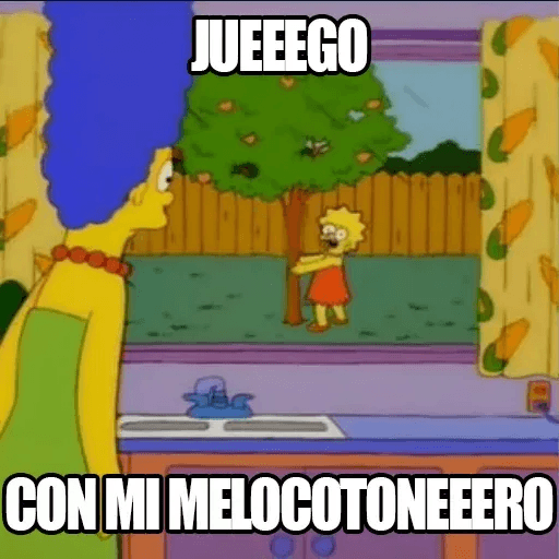 [ES] Simpsons Memes III - Sticker 22