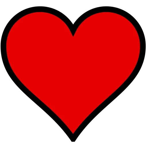 Hearts - Sticker 1