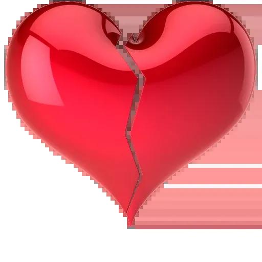 Hearts - Sticker 11