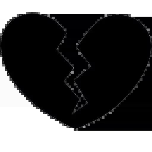 Hearts - Sticker 12