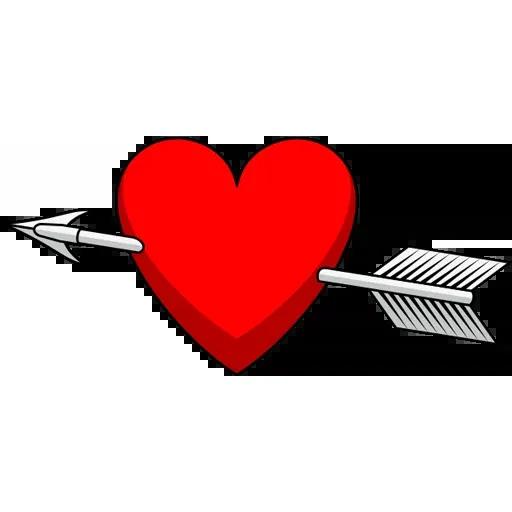 Hearts - Sticker 10