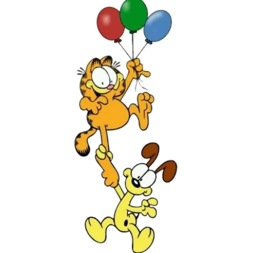 Garfield III - Sticker 3