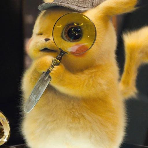 pikachu - Sticker 3