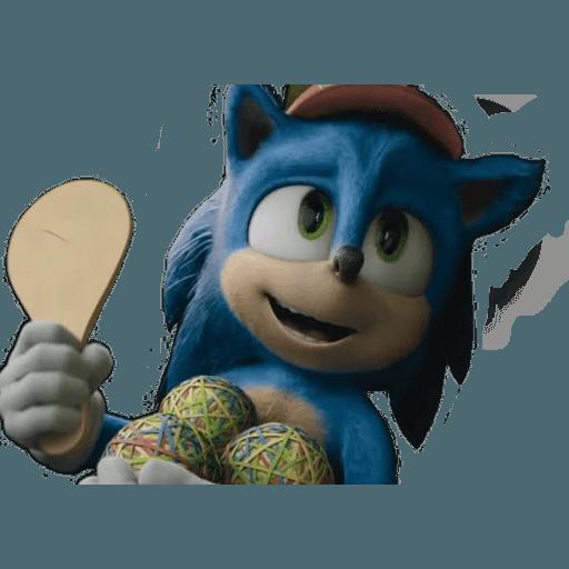 Sonic - Sticker 6
