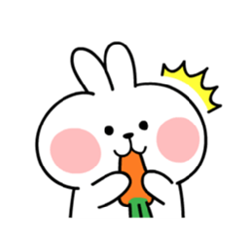 Spoiled Rabbit You-4 - Sticker 9