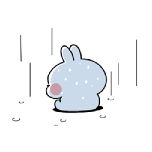 Spoiled Rabbit You-4 - Sticker 24