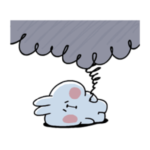 Spoiled Rabbit You-4 - Sticker 13
