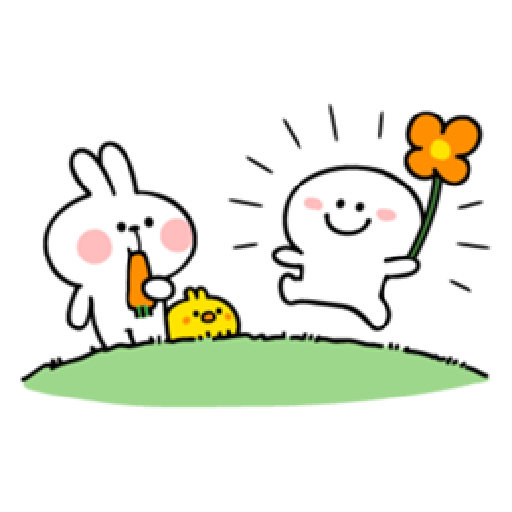 Spoiled Rabbit You-4 - Sticker 8
