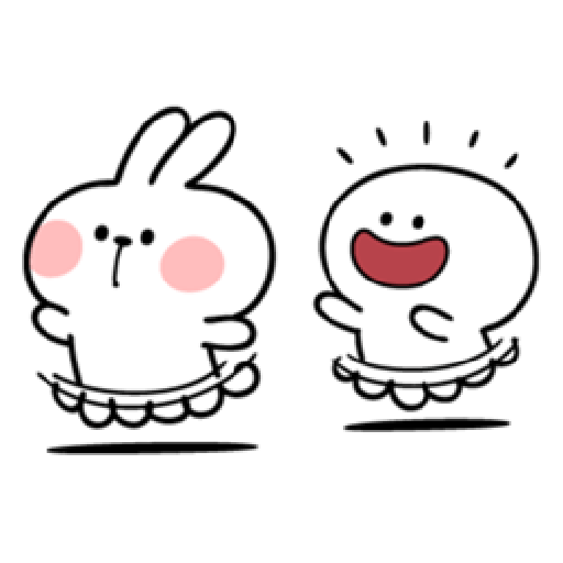 Spoiled Rabbit You-4 - Sticker 22