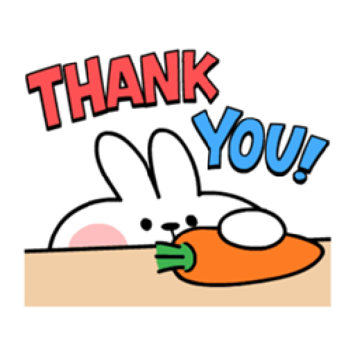 Spoiled Rabbit You-4 - Sticker 18