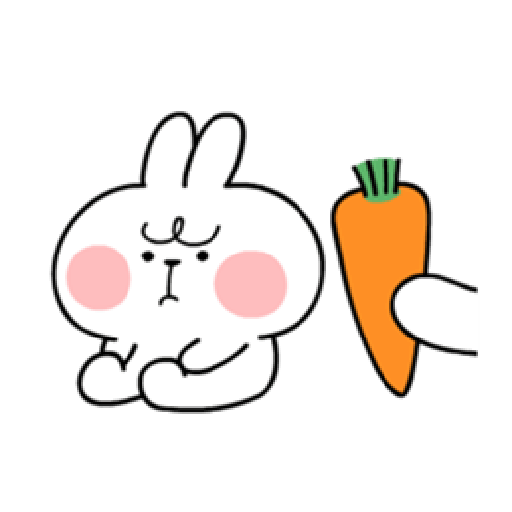 Spoiled Rabbit You-4 - Sticker 16